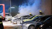 autobrand Rijnsburg