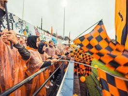VV Katwijk weert supporters van tegenstanders